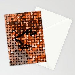 Retropattern Stationery Cards