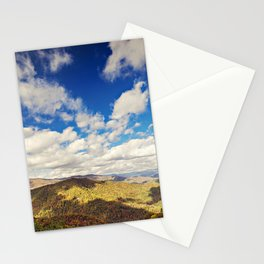 Mountaintop View Stationery Cards