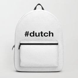 DUTCH Hashtag Backpack