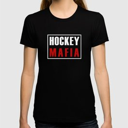 Hockey Mafia Ice Field Idoore T-shirt