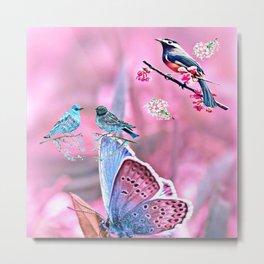 Butterfly dream  Metal Print
