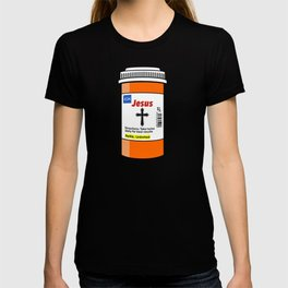 Jesus Rx Prescription Bottle for Christians of All Types T-shirt