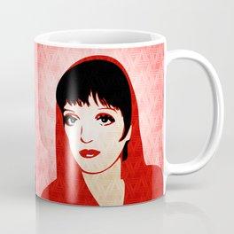 Liza Minnelli - Warhol Era - Pop Art Coffee Mug