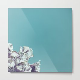 Blue with a hint of... Metal Print