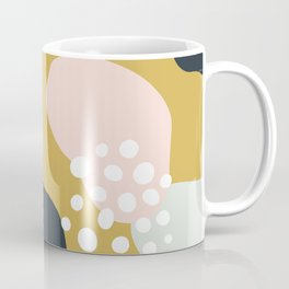 Making Marks Layered Marks Coffee Mug
