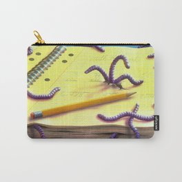 Go Eat Worms Carry-All Pouch