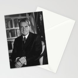 Richard Nixon - 37th President of the United States Stationery Cards