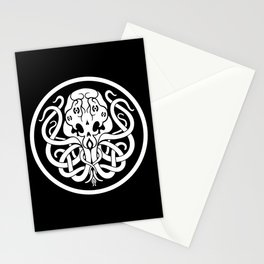 Cthulhu Symbol Stationery Cards