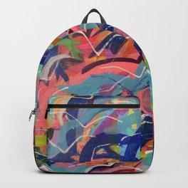 Wild Seagulls Backpack