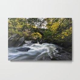 River Llugwy Metal Print