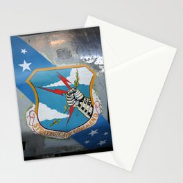 Strategic Air Command - SAC Stationery Cards