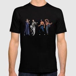 Kung Fu Legends T-shirt