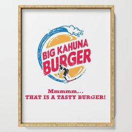 Big Kahuna Burger Serving Tray