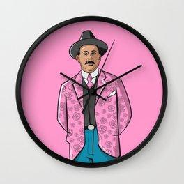 Jose Gregorio Hernandez POP - TrincheraCreativa Wall Clock