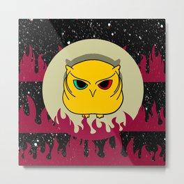 owl supremacy Metal Print