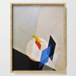 Laszlo Moholy-Nagy - A 18 - Digital Remastered Edition Serving Tray