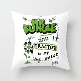 mr bungle Throw Pillow