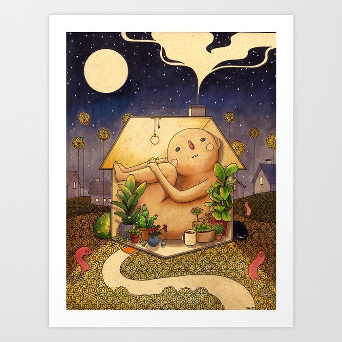 Sweet Dreams Kunstdrucke