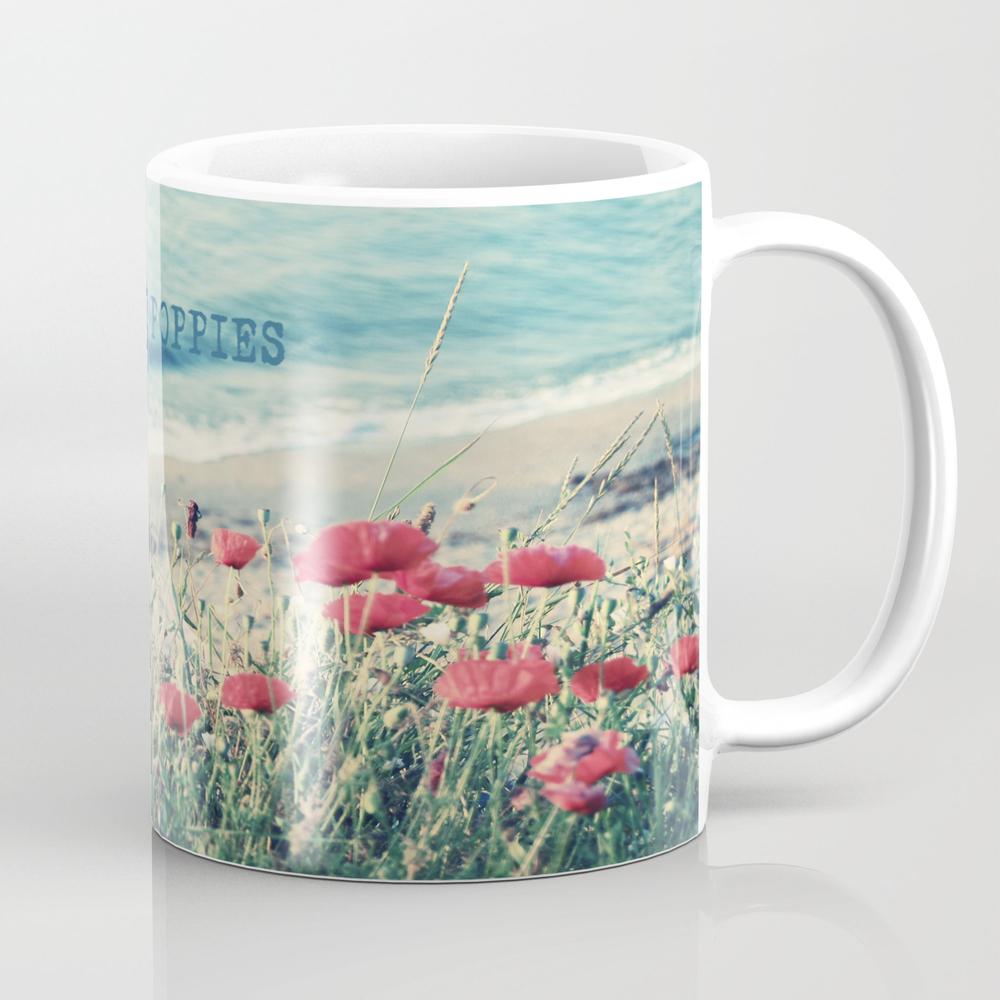 Sea Of Poppies Mug by Belle13 MUG536778