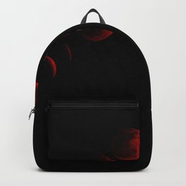 Blood Moon Phases Backpack