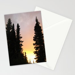 Way up North Stationery Cards