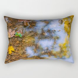 Harbinger of Fall Rectangular Pillow