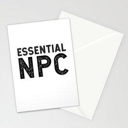 Essential NPC Stationery Cards
