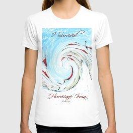 I Survived Hurricane Irma 9/9/17 T-shirt