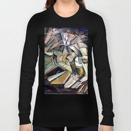 Marcel Duchamp Nude Descending a Staircase Langarmshirt