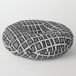 Cages Floor Pillow