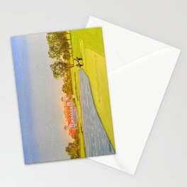 TPC Sawgrass Golf Course 18th Hole And Clubhouse Stationery Cards