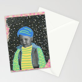 Young Sad Constellation Stationery Cards