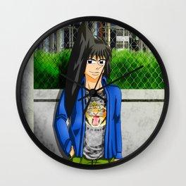 Takashi Wall Clock