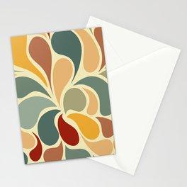 Retro design 50s Stationery Cards