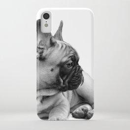 FrenchBulldog Puppy iPhone Case