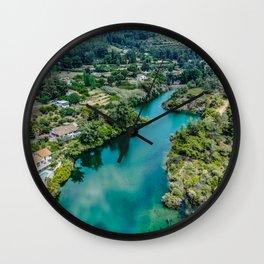 Trimiklini Saitas Dam Wall Clock