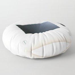 Wall Screen Floor Pillow