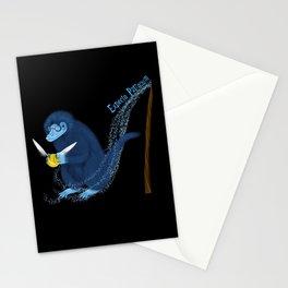 Expecto Patronum Niffler Stationery Cards