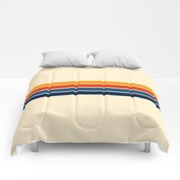 Classic Retro Stripes Comforters