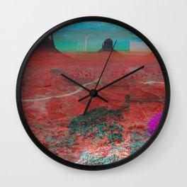 mescaline Wall Clock