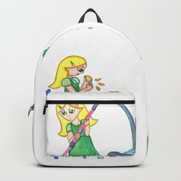 Gretel Working For The Witch Backpack