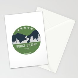 Burke-Gilman Trail Stationery Cards