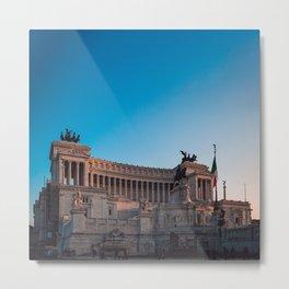 Victor Emmanuel Monument, Rome Metal Print
