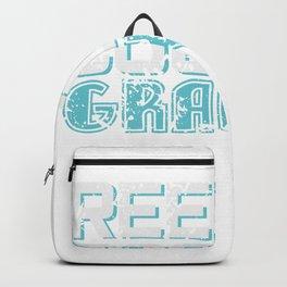 Reel Cool Grandpa - Fishing Backpack