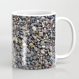What Stories You Could Tell... Rocks of Jasper Beach Coffee Mug