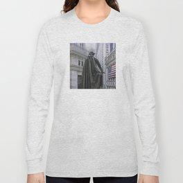 New York City's Wall Street Long Sleeve T-shirt