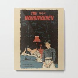 the handmaiden  Metal Print
