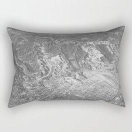 California Los Angeles NARA 23934515 Rectangular Pillow