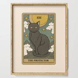 The Protector Serving Tray