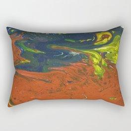Avis Acrylic Art Painting Rectangular Pillow